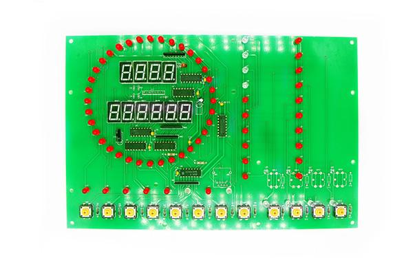 数控机床显示PCBA板
