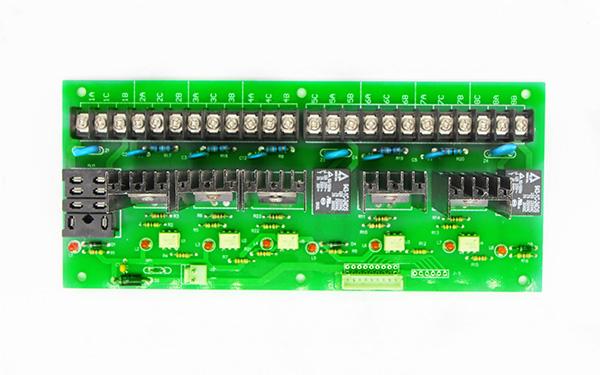 钻机钻床电源输出PCBA板