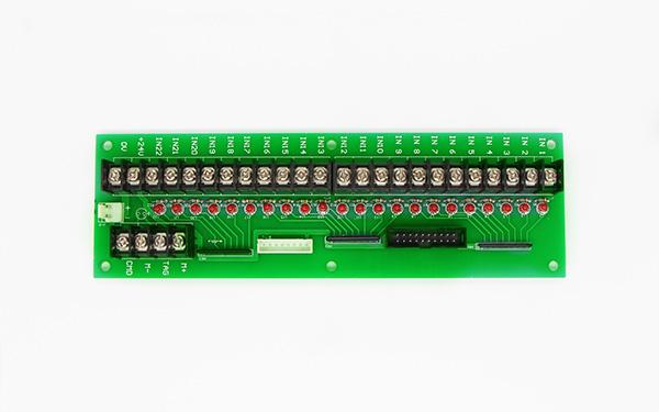 钻机钻床输入接线板PCBA
