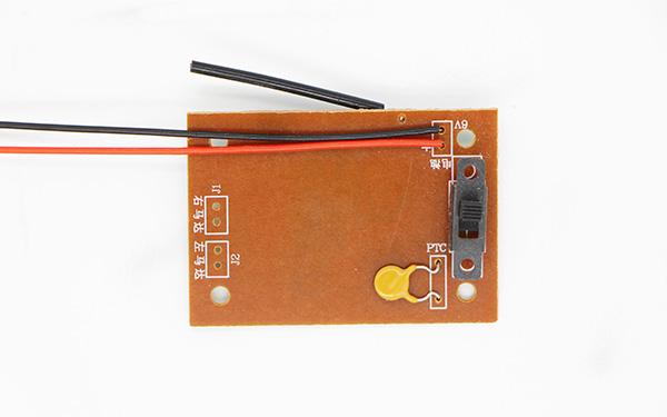 遥控车马达控制PCBA板