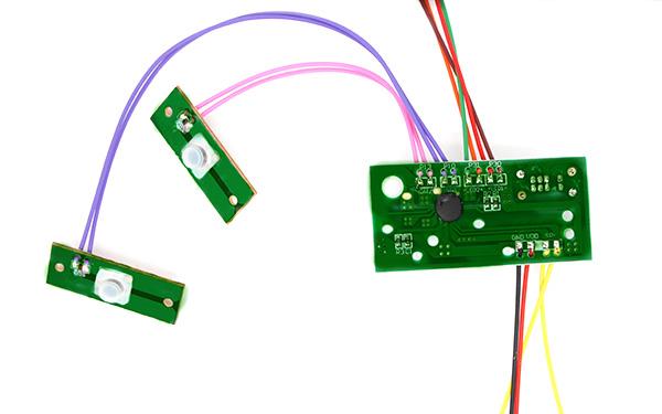 发光发声玩具PCBA板