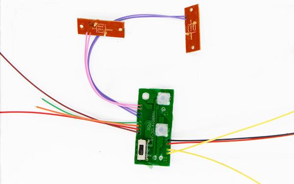按键玩具类电子PCBA板
