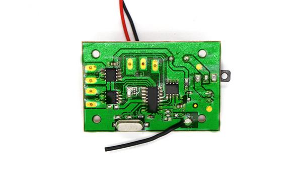 2.4G遥控接收电子PCBA板
